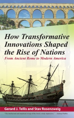 How Transformative Innovations Shaped the Rise of Nations