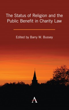 The Status of Religion and the Public Benefit in Charity Law