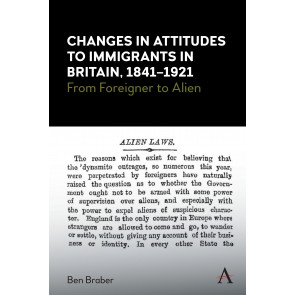 Changes in Attitudes to Immigrants in Britain, 1841-1921
